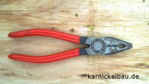 Knipex-Kombizange