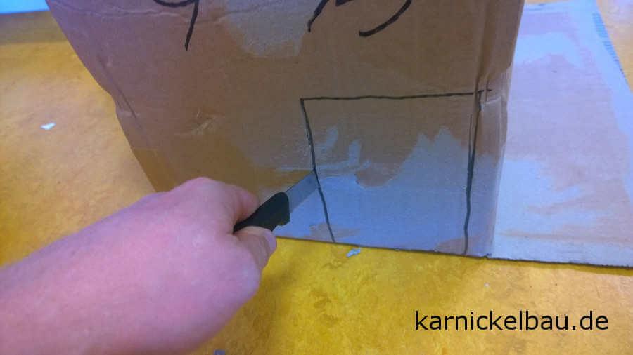 Kaninchenhaus-Schritt-12