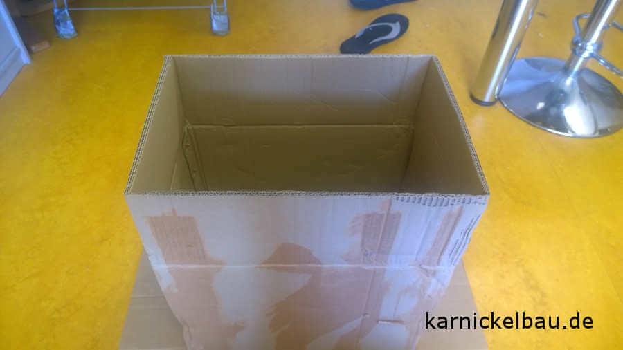 Kaninchenhaus-Schritt-2